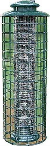Caged Screen Squirrel-Resistant Feeder, No. NACAGE,  by Audu