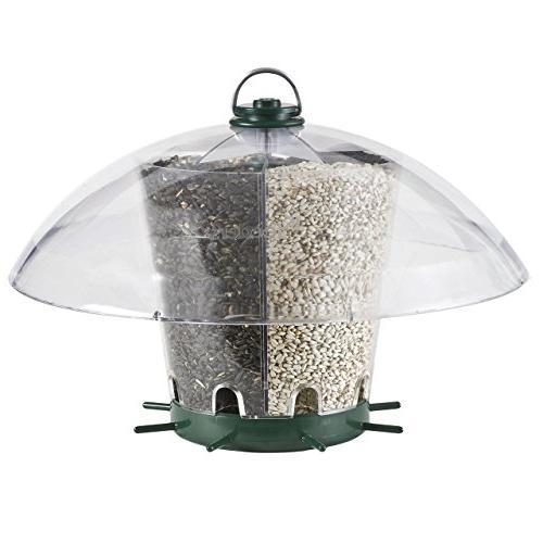 carousel wild bird feeder k