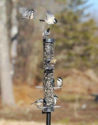 Droll Yankees Classic 6 Port Sunflower/Mixed Feeder