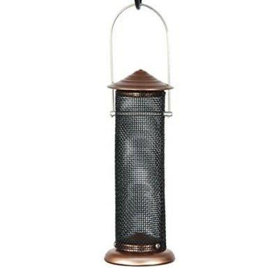 Woodlink Coppertop Thistle Mini Tube Feeder  Model  COPTMINI
