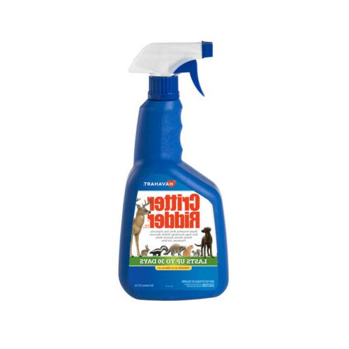 Critter Ridder Ready to Use Animal Repellent Spray