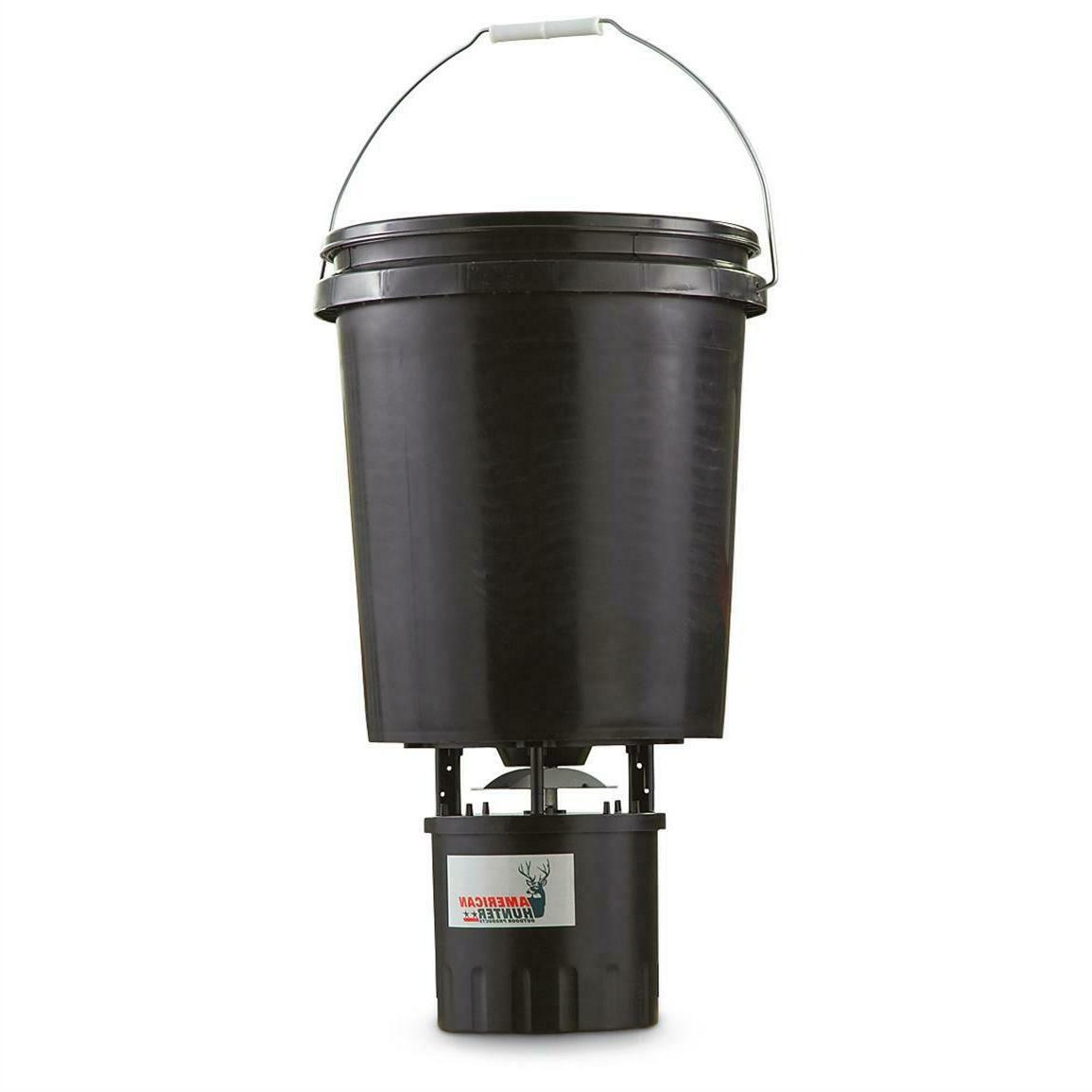 5 gallon digital hanging bucket feeder durable