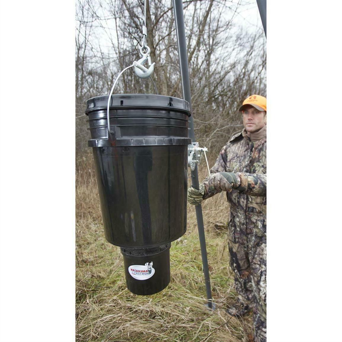 American Hunter 5-gallon Digital Hanging Plastic