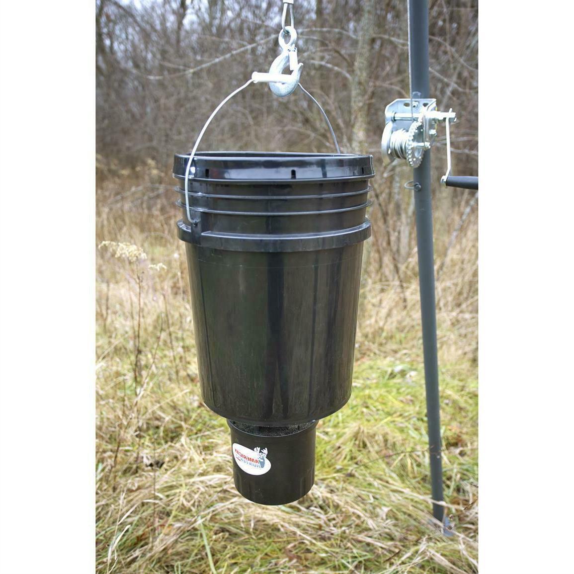 American 5-gallon Hanging Bucket Plastic