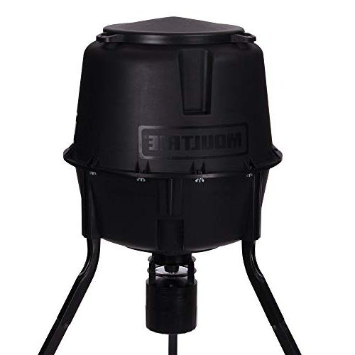 Moultrie 30 Easy-Lock Tripod Feeder