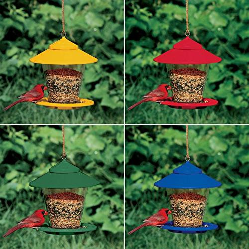 Cherry Valley Style Feeder, may Vary