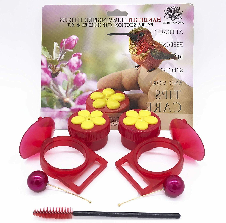 handheld humming feeders perch plastic humming s
