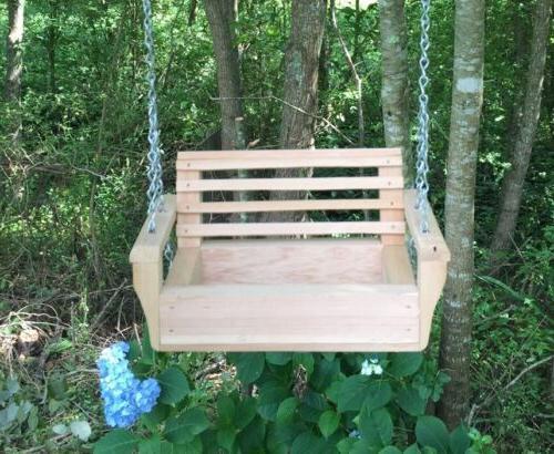Handmade Cedar / Feeder