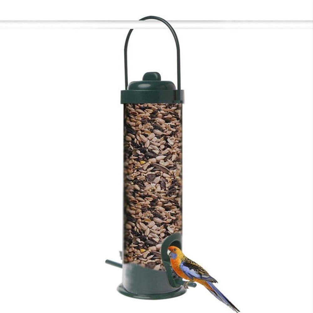 <font><b>Bird</b></font> <font><b>Feeders</b></font> Hanging Outdoor Food <font><b>Feeder</b></font> Tree Snacks Holder <font><b>Feeder</b></font> Station