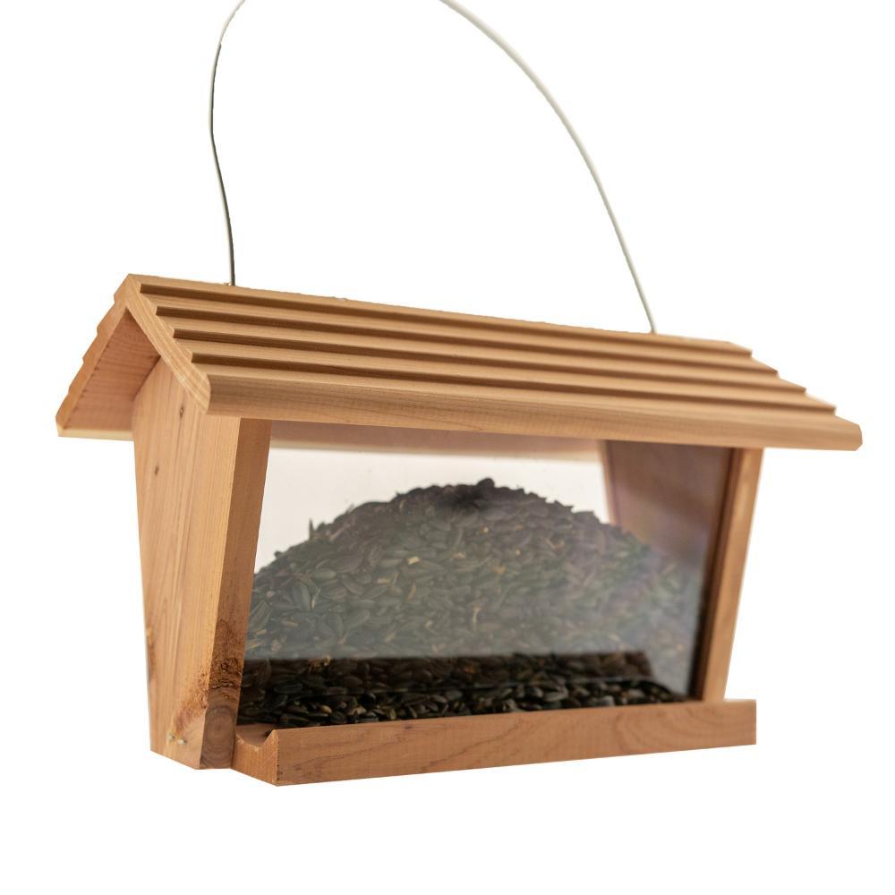 HANGING WILD BIRD Pennington Cedar 3 Capacity