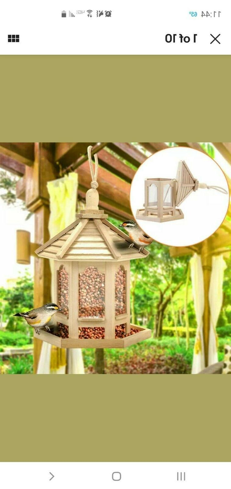 Bird Garden Patio Decor