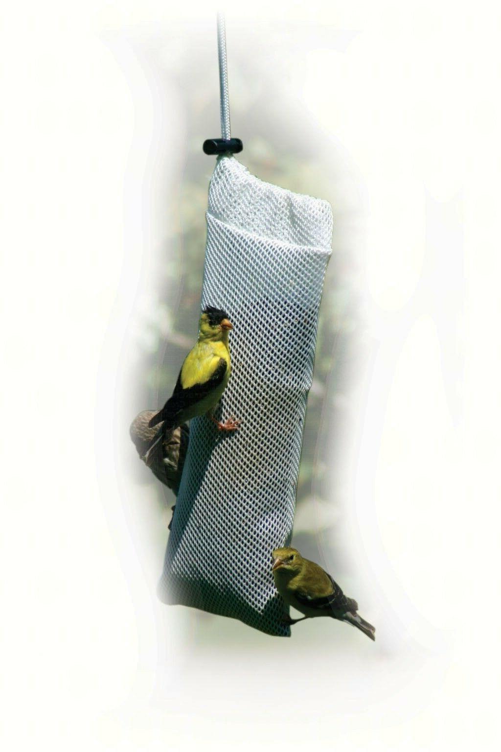 heavy sock bird feeder