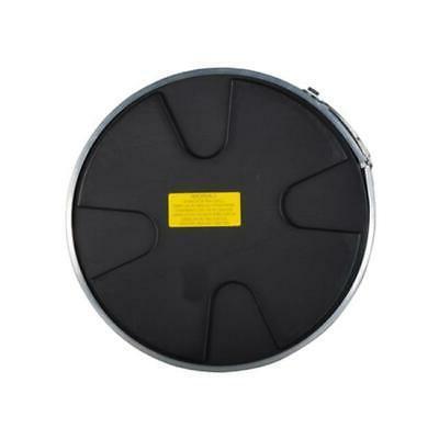 hopper lid w clamp black 00900 game