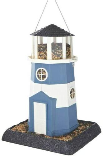 Lighthouse Bird Feeder,No 9076,  North State Ind Inc