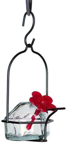 Parasol LP1CL1 3 by 6-Inch Lunch Pail 1 Hummingbird Feeder,