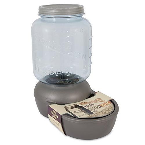 Petmate® Jar Feeder size: 5