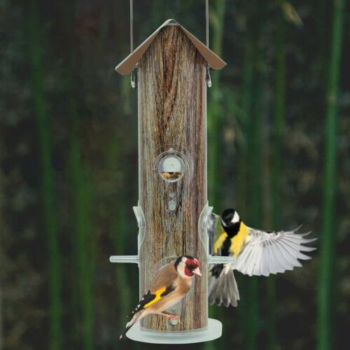 Feeders Lightweight Squirrel Finch