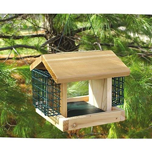 munch house squirrel feeder