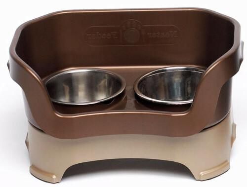 Neater Feeder Dog Elevated Dish No Mess Tip