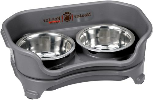 Neater Feeder Express Dog - Dish - Stainless S