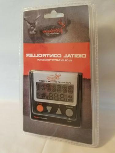 new premier digital controller timer 6 or