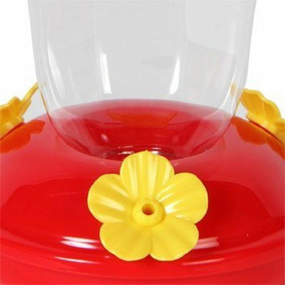Sale! 🐦 1 Plastic Hummingbird Feeder 6.75 in (Not A Hummzinger
