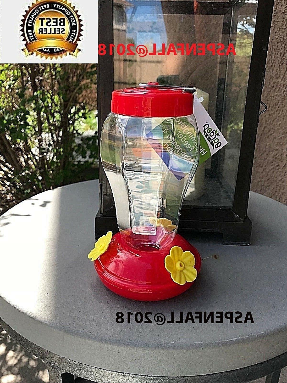 on sale durable plastic hanging hummingbird feeders