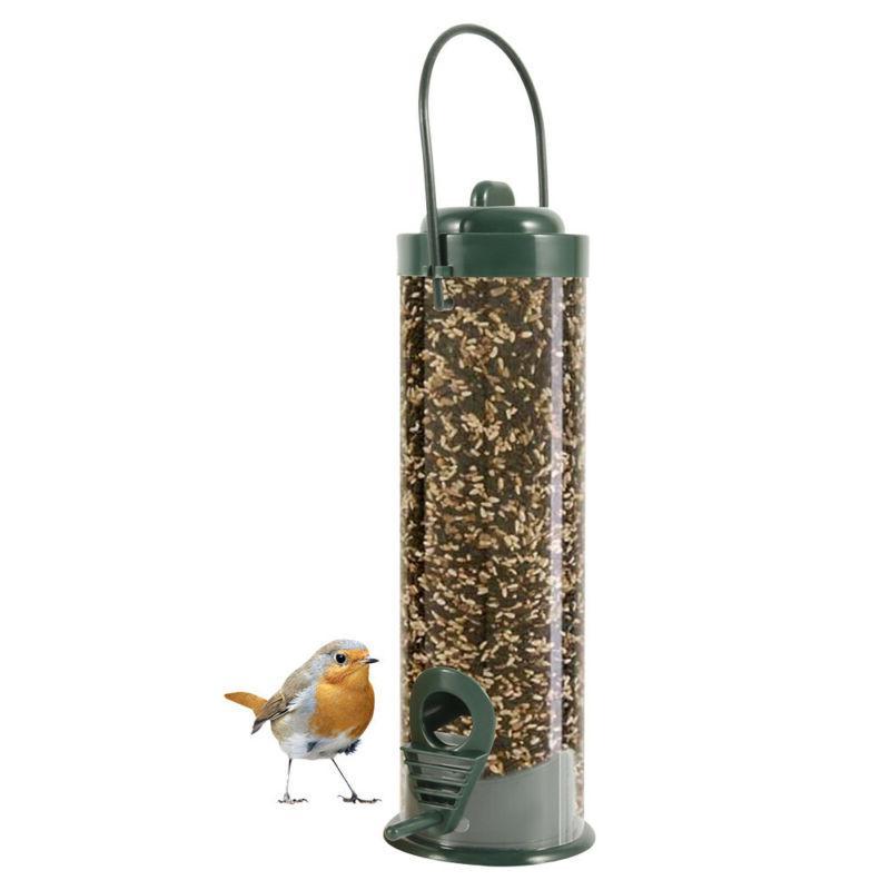 Outdoor Wild Squirrel Proof Food Tree Patio