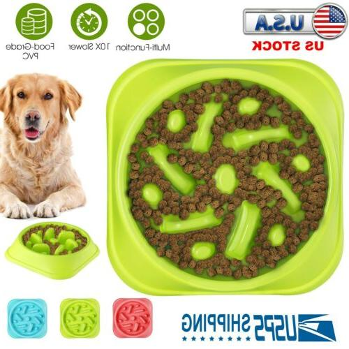 Outward Hound Feeder Slow Feed Interactive Stop HOT