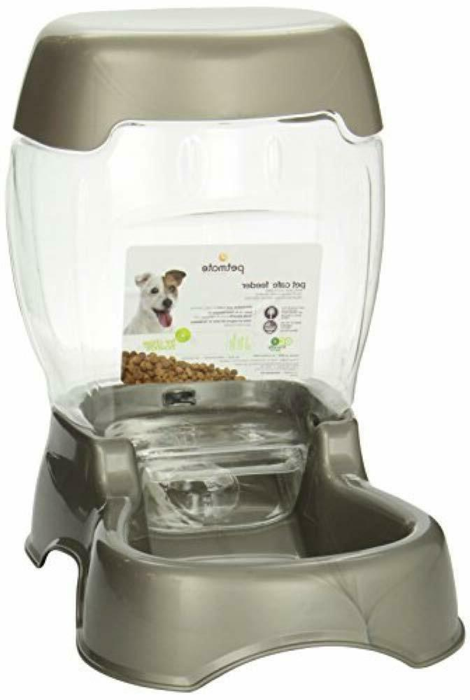 pet cafe feeder 3 pound capacity pearl