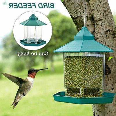 Plastic Hanging Bird Garden Yard