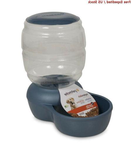 replendish feeder w microban 18 lb pearl
