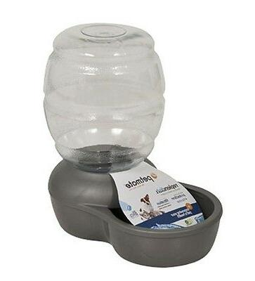 Replendish Waterer with Microban for Dogs Cat & Pets - 1Gall