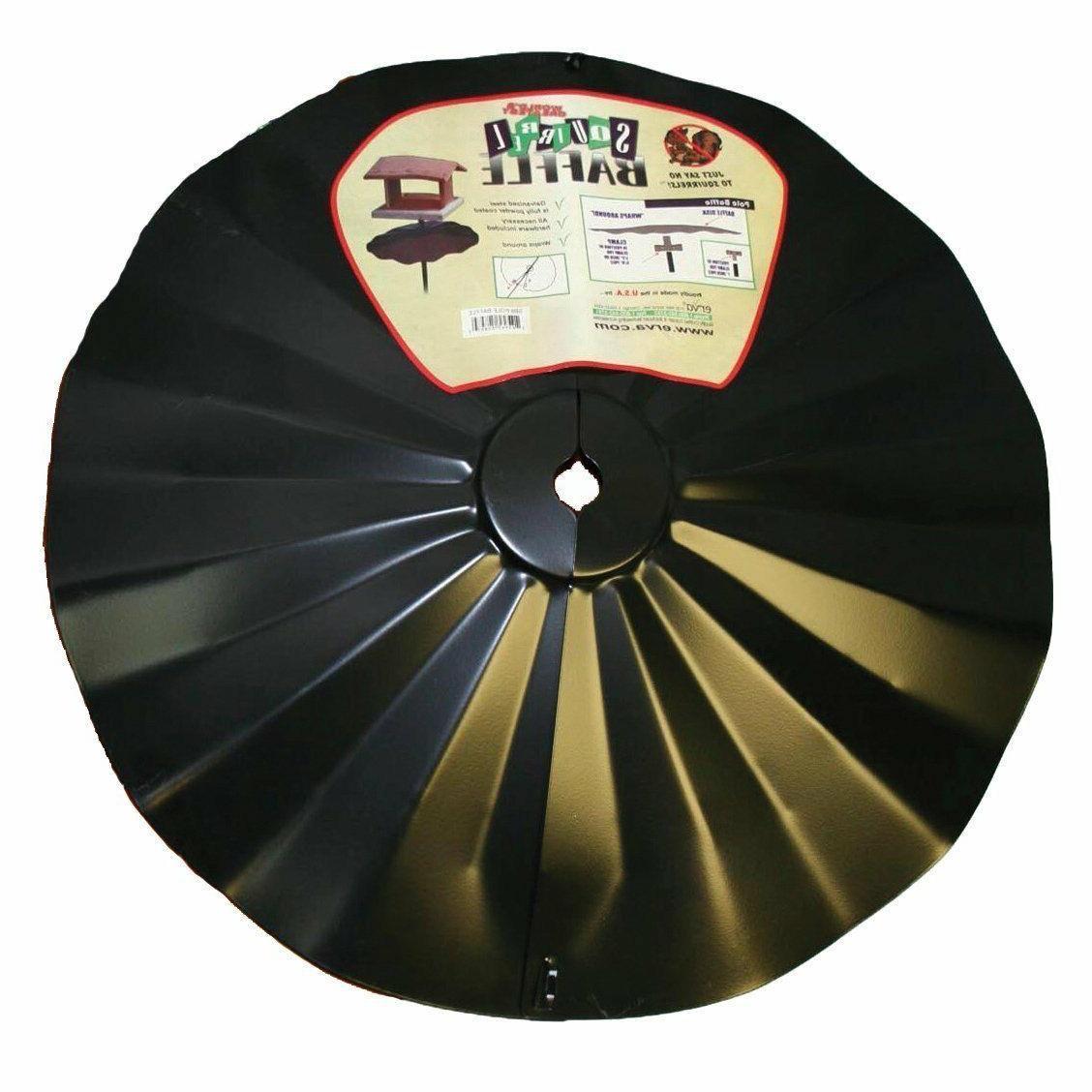 sb6 pole mount disk baffle