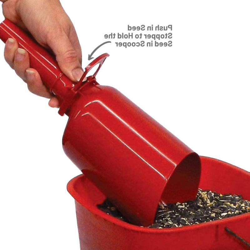 SEED Quick for Refilling Scooping FEEDERS