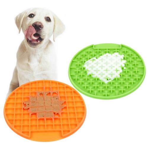 Slow Feeder Small Cat Eating Interactive Puzzle Dish Choke