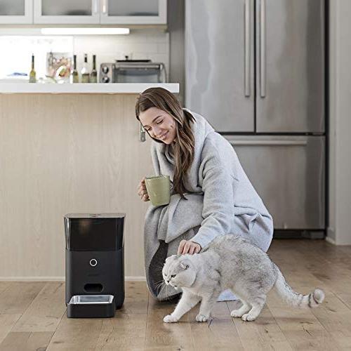Petnet SmartFeeder - Automatic Wi-Fi Pet Portions Cats Dogs App iOS Works Amazon Alexa