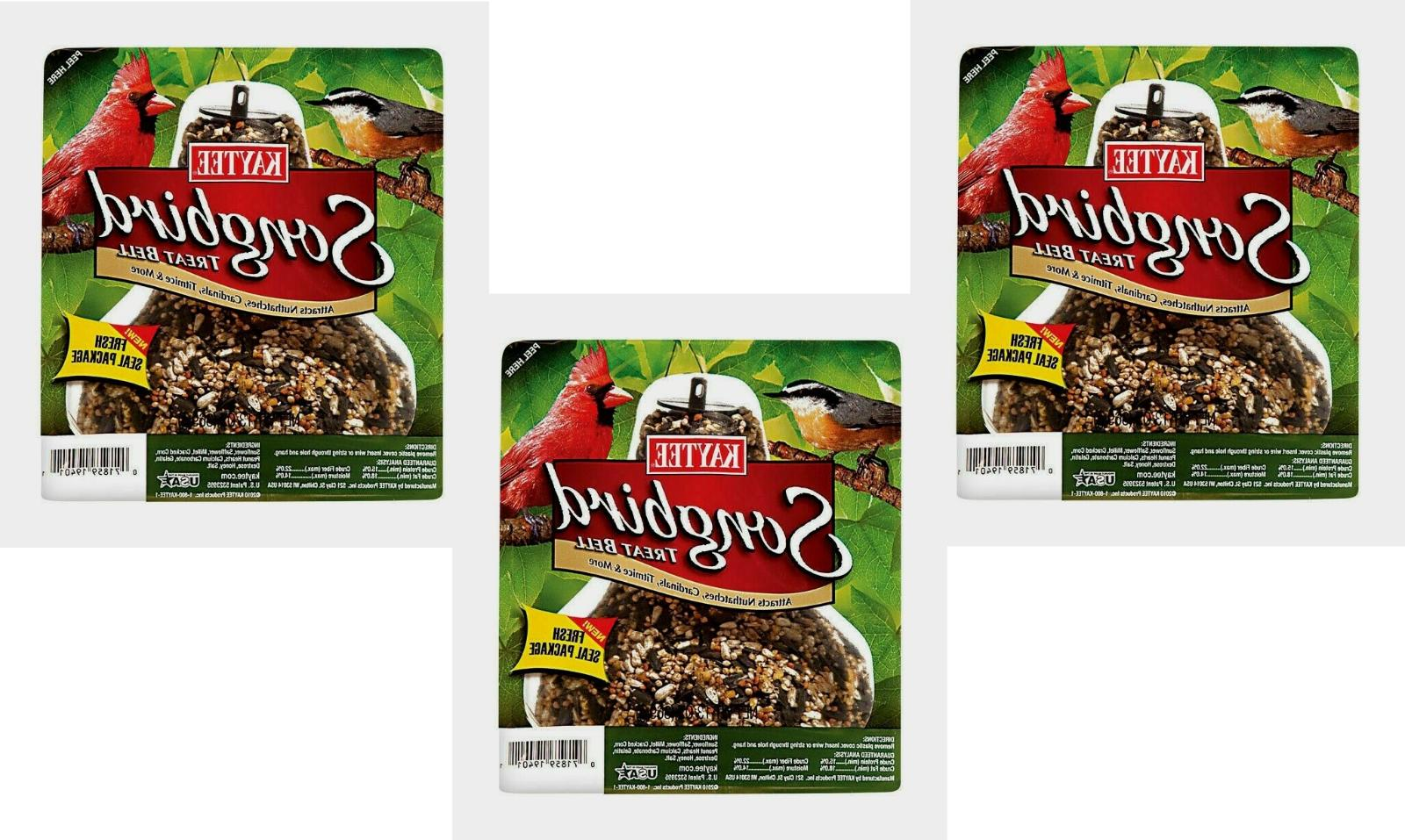 songbird treat bell millet