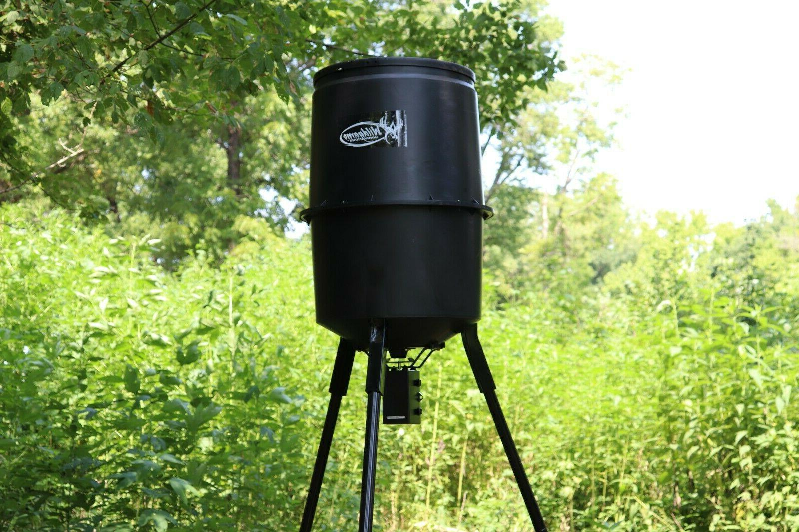 Sports and Feeder 30 Quick Set Hunting Feeding