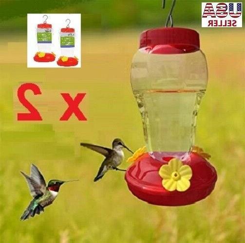 springtime special set of 2 quality hummingbird