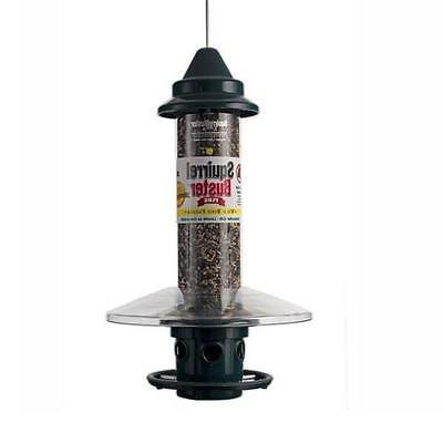 Brome Squirrel Buster Plus Squirrel Proof Bird Feeder with W