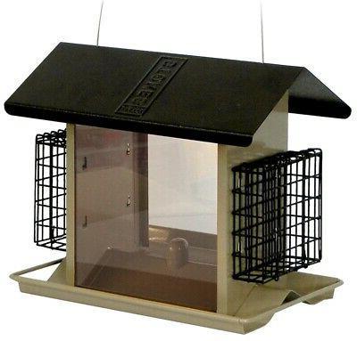 stokes select 38111 large bird hopper feeder