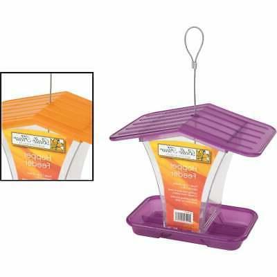stokes select belle fleur hopper bird feeder