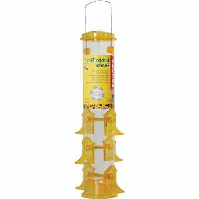 Stokes Select Jumbo Finch Feeder, Capacity 2.5 qts or 3.2 lb