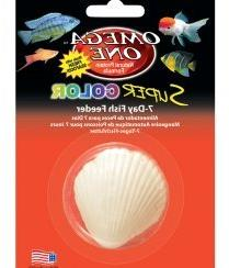 Omega, One Super Color Fish Feeder