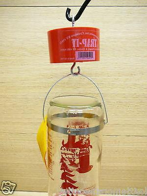 Trap-It Hummingbird Feeders, Red Bulk