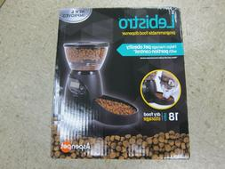 Petmate Le Bistro Portion-Control Automatic Pet Feeder, 5-Po
