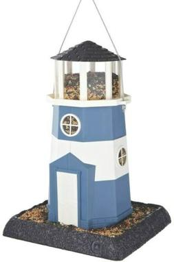 Lighthouse Bird Feeder,No 9076,  North State Ind Inc