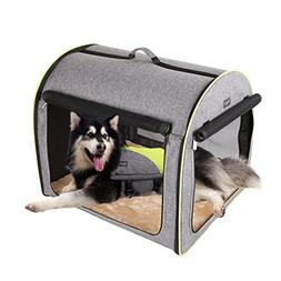 """Petsfit 35""""x29""""x30"""" Inches Large Soft Portable Dog Crate/Cat"""