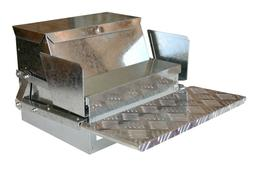 My Favorite Chicken® Metal Automatic Poultry Treadle Feeder